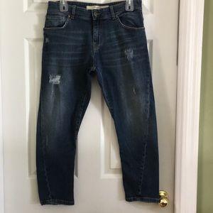 Twenty Easy capri jeans